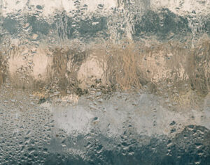 Kvapky na okne